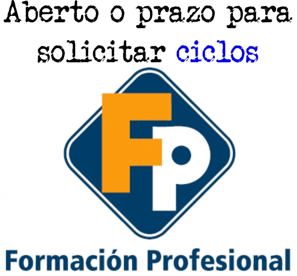 Queres estudar un Ciclo Formativo de Formación Profesional?