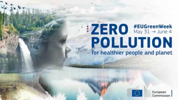 #EUGreenWeek. Semana Verde Europea 2021