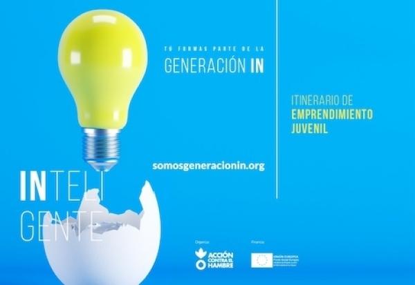 "Talleres de Emprendemento Xuvenil, ""Acción Contra el Hambre"""