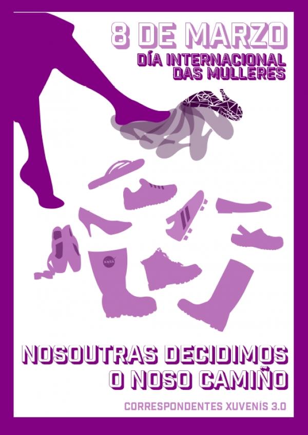 8 de marzo, día internacional das mulleres