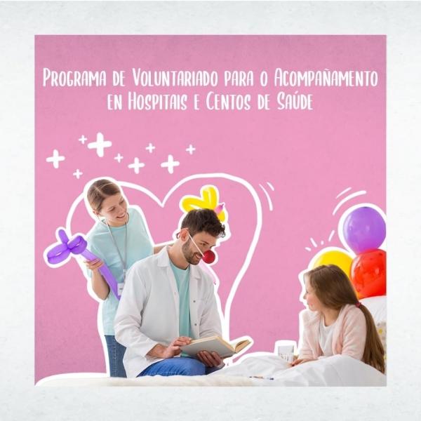 Programa Acompañamento nos Hospitais e Centros de Saúde