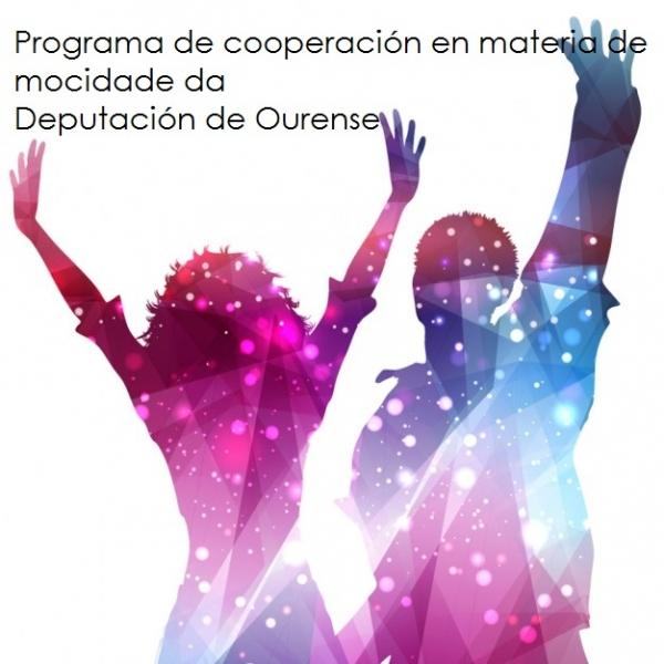 Programa de cooperación en materia de mocidade da Deputación de Ourense