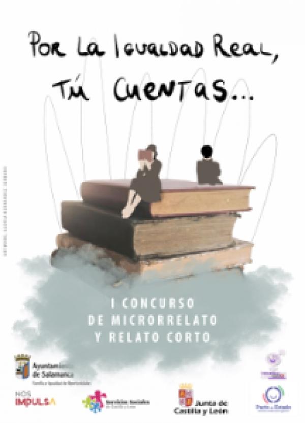 """I Concurso de Relato Curto e  Microrrelato """"Por la igualdad, tu cuentas"""""""