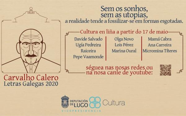 As letras galegas na provincia de Lugo
