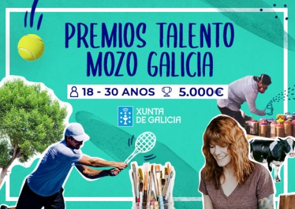 Premios Talento Mozo Galicia. Xurado.
