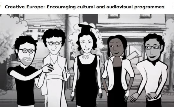 Europa creativa: fomento de proxectos culturais e audiovisuais