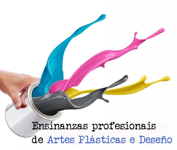 Queres estudar ensinanzas profesionais de artes plásticas e deseño?