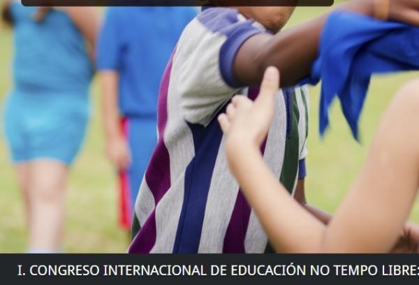"""I congreso internacional de educación no tempo libre: """"Avanzando na inclusión"""""""