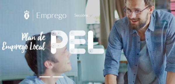 PEL, axudas á contratación da Deputación da Coruña