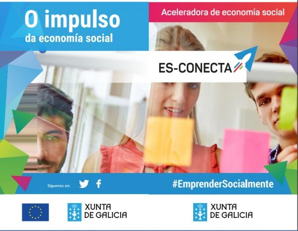 ES-CONECTA, Aceleradora de Economía Social