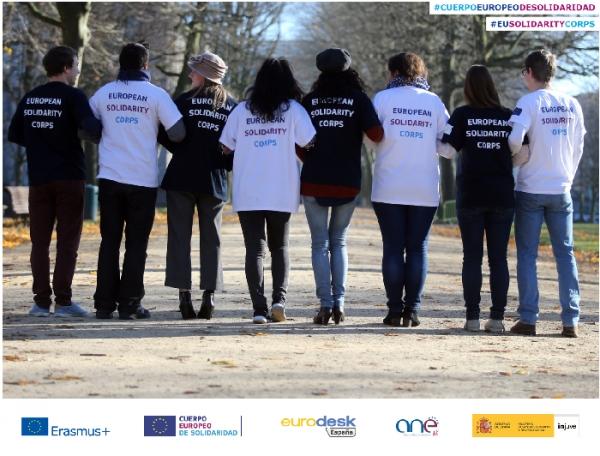 Queres facer voluntariado en Europa?