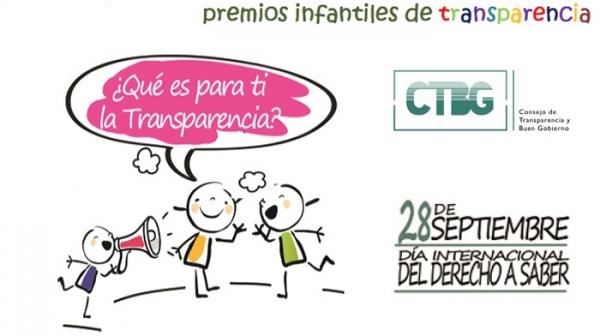 Premios Infantís para o Fomento da Transparencia Esther Arizmendi