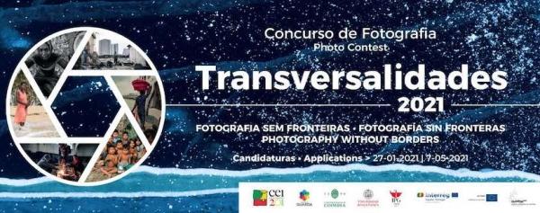 Transversalidades 2021.  Fotografia sem  fronteiras