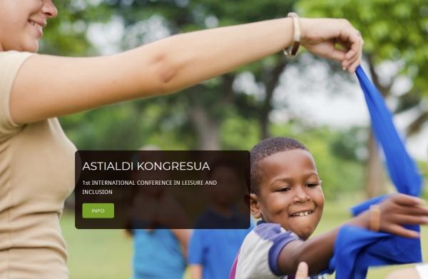 I Congreso Internacional de Educación no Tempo Libre: avanzando na inclusión