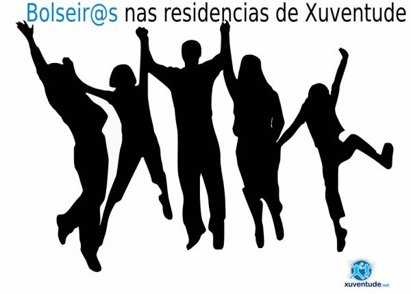 Prazas para persoas colaboradoras – bolseiras para as residencias xuvenís dependentes da Consellería de Política Social para o curso 2018/2019