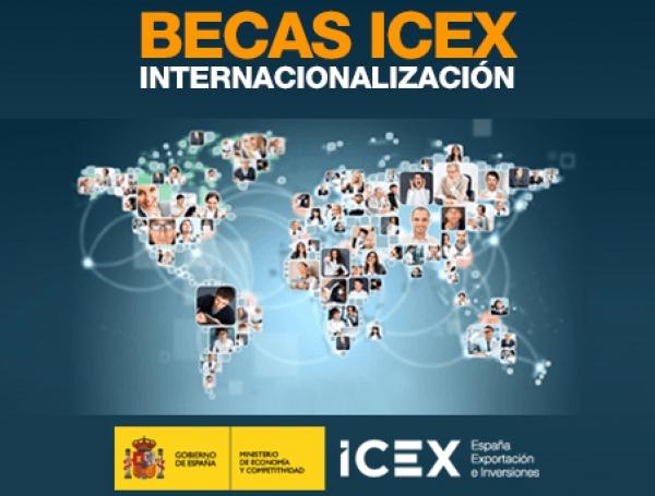 Bolsas de Internacionalización Empresarial de ICEX