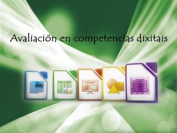 Probas libres para obter a certificación galega de competencias dixitais en ofimática
