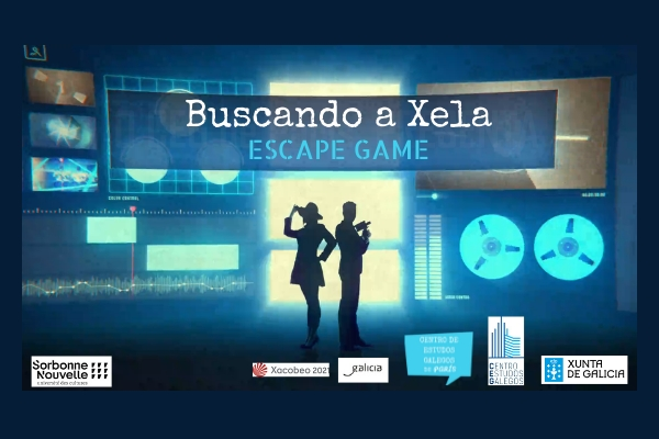 Xogo de escape sobre Xela Arias