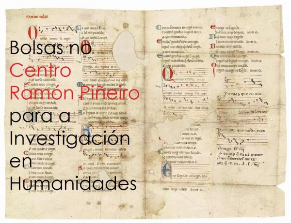 Bolsas no Centro Ramón Piñeiro para a Investigación en Humanidades