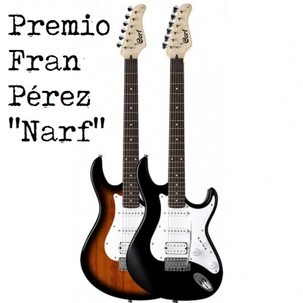 "XI Concurso Fran Pérez ""Narf"" para grupos e artistas musicais"