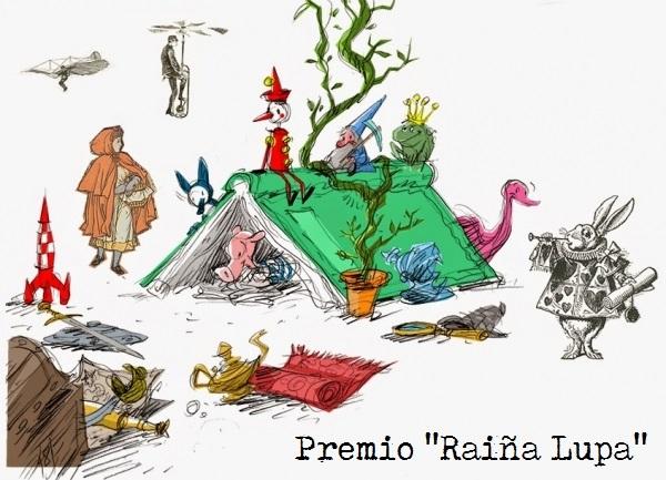 "XII Premio de literatura infantil e xuvenil ""Raíña Lupa"""