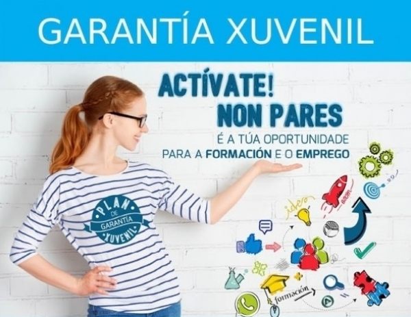 Programas mixtos de emprego e formación para a mocidade