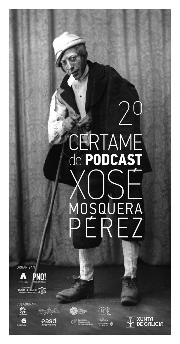 Certame de podcasts en galego, Xosé Mosquera Pérez, o Vello dos Contos