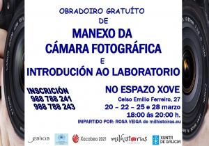 Obradorio de fotografía en Ourense