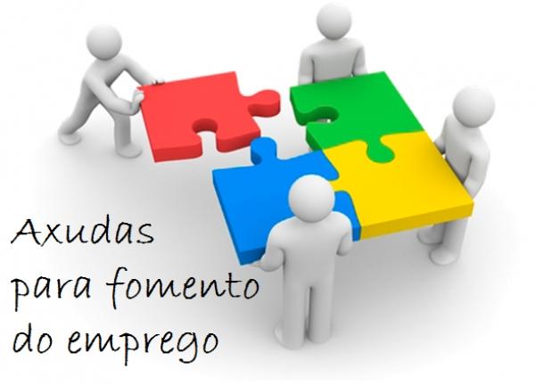 Axudas a asociacións para fomento do emprego