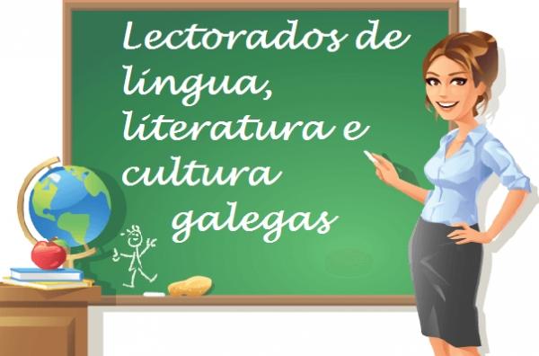 Lectorados de lingua, literatura e cultura galegas
