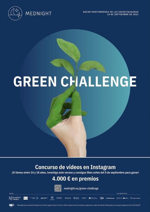 Reto de investigación Green Challenge