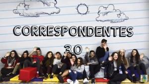 Correspondentes Xuvenís do Colexio Divina Pastora de Ourense