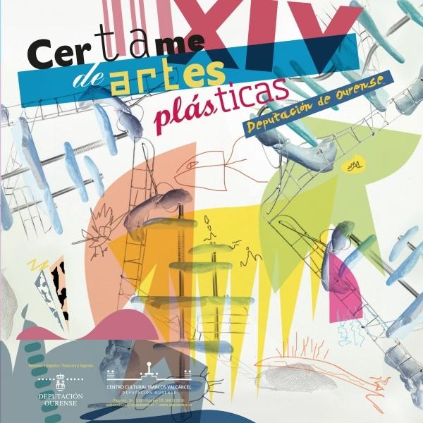 XV Certame de artes plásticas Deputación Ourense