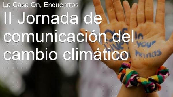 II Xornada de comunicación do cambio climático