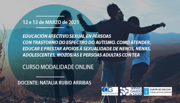 Educación afectivo sexual en persoas con trastorno do espectro do Autismo