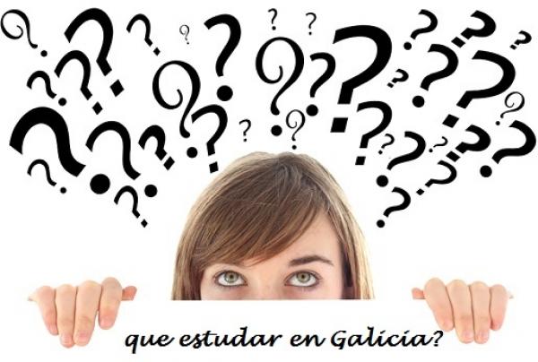 Que estudar en Galicia?
