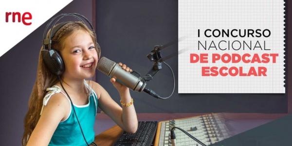 Concurso nacional de podcast escolar
