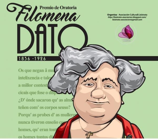 """II Premio de oratoria """"Filomena Dato"""""""