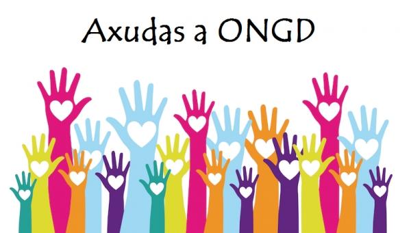 Axudas a ONGD para proxectos de educación para o desenvolvemento e a cidadanía global