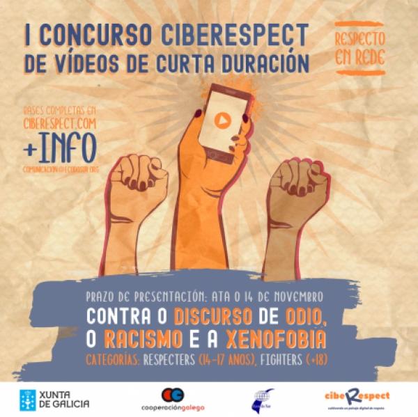I Concurso de videos 'CIBERESPECT': 'Respecto en Rede'.