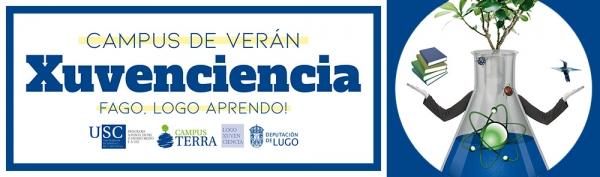 XuvenCiencia, campamento científico da USC no Campus Terra de Lugo