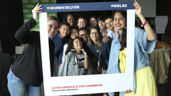 Programa Young Leaders de Women Deliver