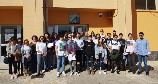 A Xunta de Galicia recoñece o traballo dos participantes no programa Deseñando o teu futuro da zona de Betanzos