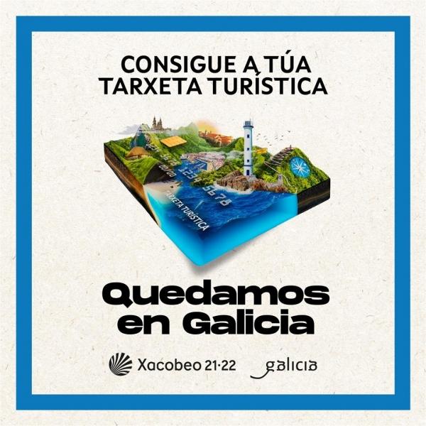Bono turístico #QuedamosenGalicia21