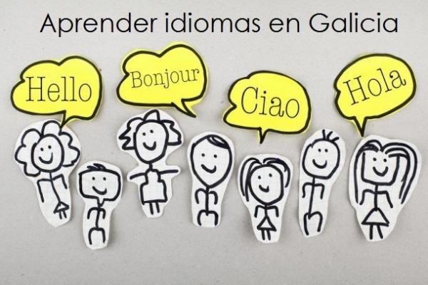 Aprender idiomas en Galicia