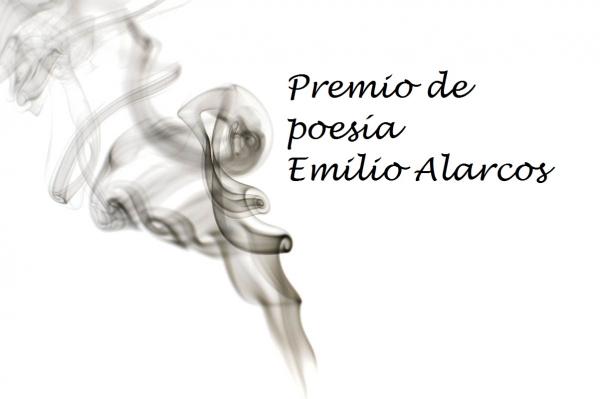 Premio Emilio Alarcos de poesía 2017