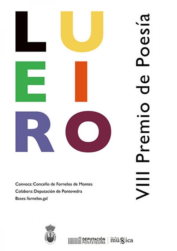 VIII edición do Premio de Poesía Manuel Lueiro Rey
