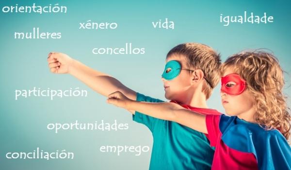 Promoción da igualdade nos Concellos de Galicia