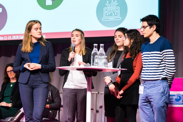 II Conferencia Internacional da Mocidade 2020
