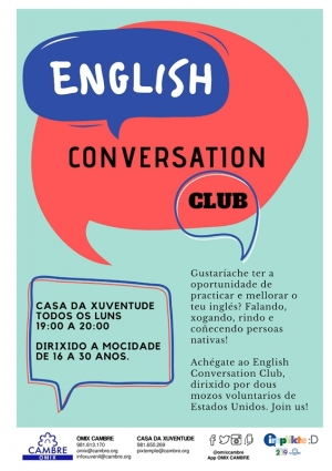 English Conversation Club en Cambre